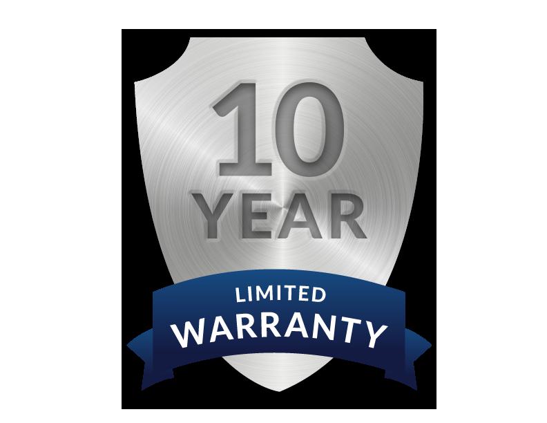 10 Year Warranty - Omega Presetter