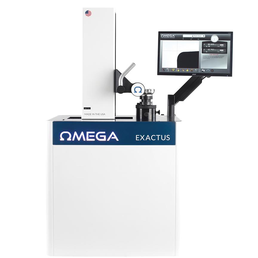 CNC Tool Presetter - Omega TMM EXACTUS Presetter