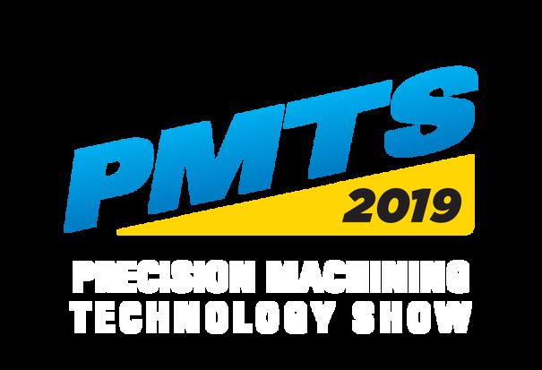 PMTS 2019 Logo Precision Machining Technology Show