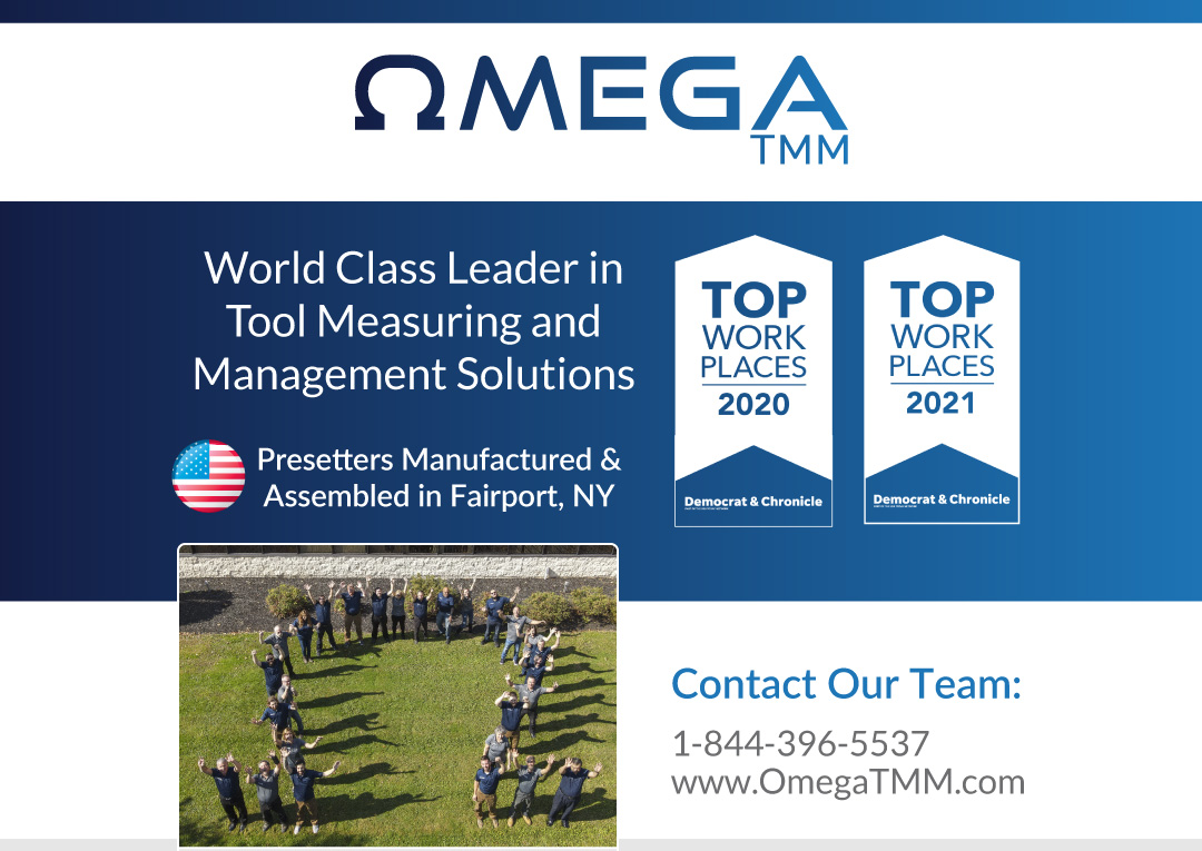 Rochester D&C Top Workplaces - Omega TMM 2021